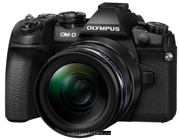 OLYMPUS OM-D E-M1 Mark II Black